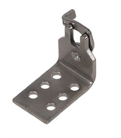 Quick Release 33C Stainless Steel Cable Clamp Bracket