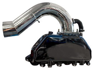 Seaward Series Big Block Chevy Exhaust System
