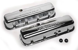 "Big Block Chevy ""Tall"" Valve Covers"