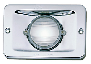 Spare Stern Light Lens & Gasket, Clear