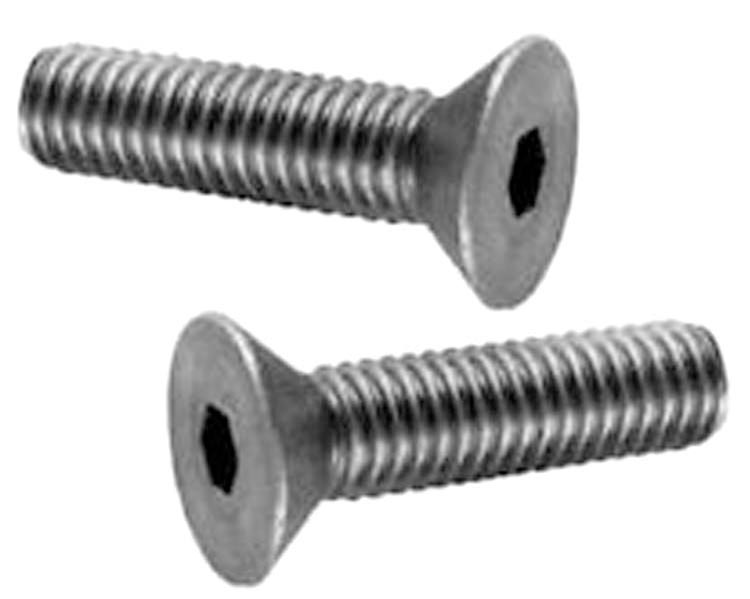 5/16-18 X 3/4 Flat Head Socket Screw