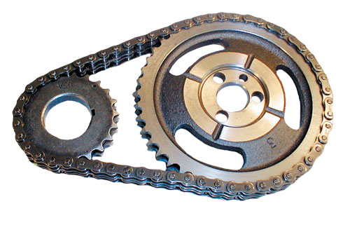 Chevy V8 265-400 Roller Timing Set