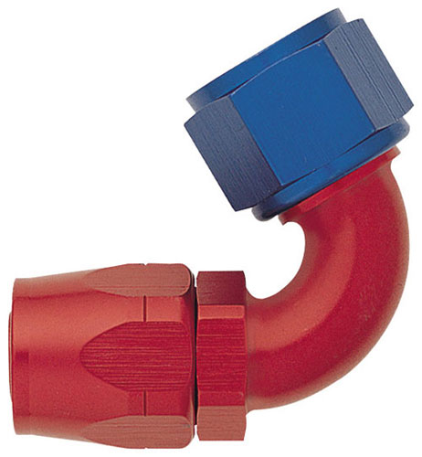 -10 AN 120° Fixed Hose End