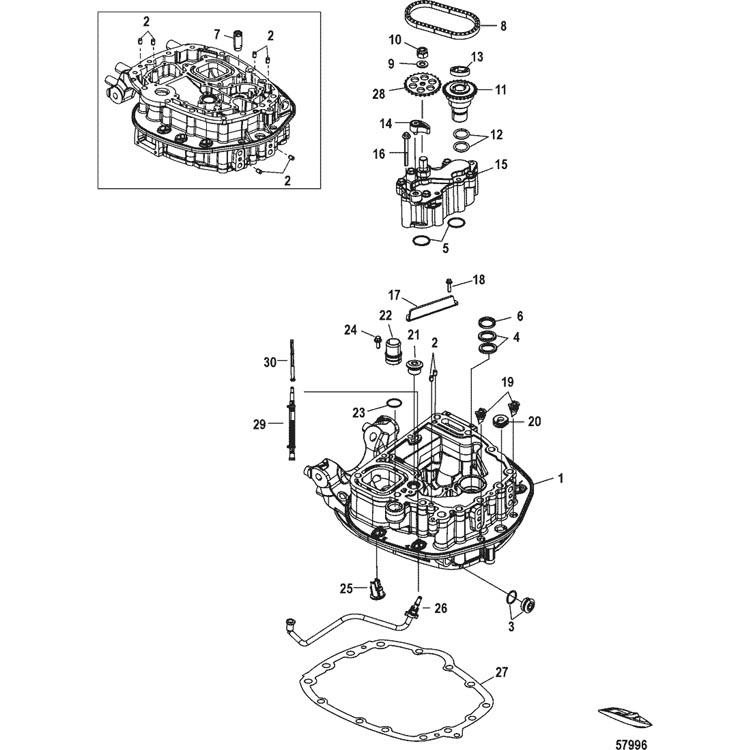 cp performance  adaptor plate