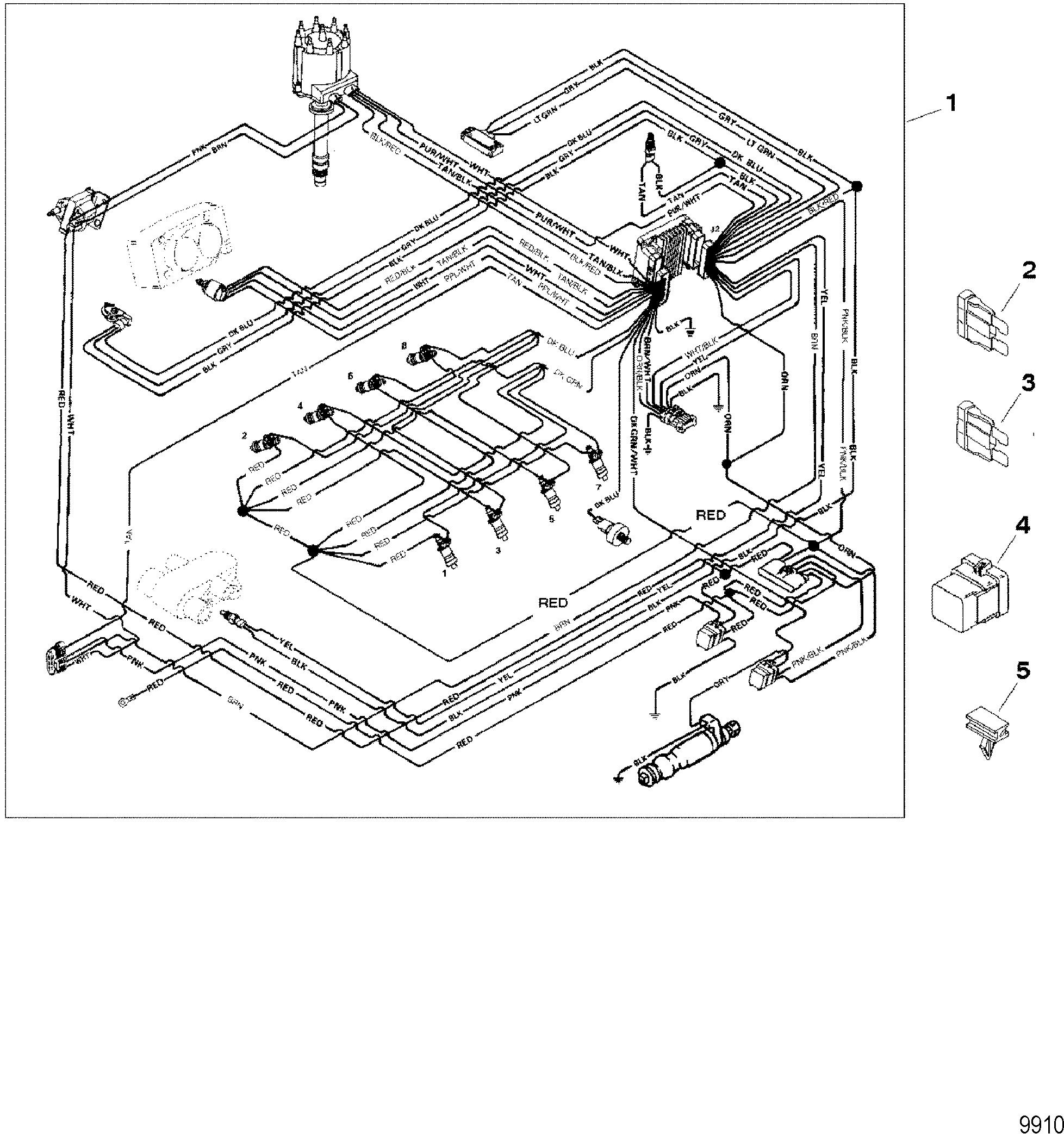 Mercury 500 Wiring Issue - Wiring Diagram